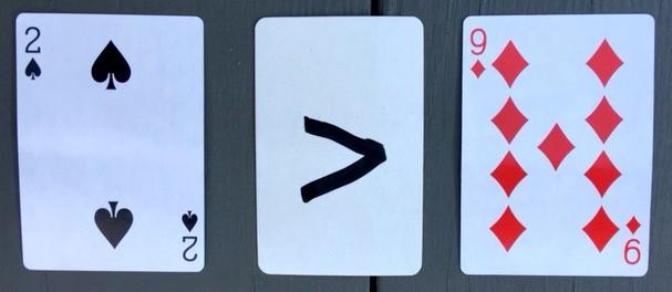 отрицателни числа игра